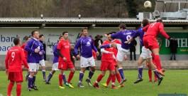 MFV I: 2:2 Unentschieden im Stadtderby gegen Türkspor Mosbach