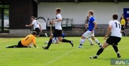 MFV I: Erneut gegen einen Aufsteiger – Zu Gast beim VfR Gerlachsheim