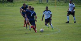 MFV I: 4:0 Heimerfolg zum Jahresabschluss gegen den SV Neunkirchen