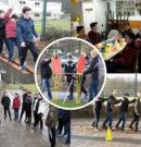 """Junioren: Viel Spaß beim Teamevent der """"SG FV/FC U14 Winter Challenge"""""""