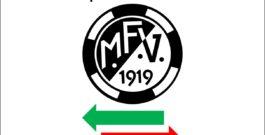 MFV II: Zwei Neuzugänge für den MFV II zur Rückrunde