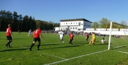 MFV I: Heimspiel gegen den FC Grünsfeld