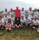 AH: Der MFV erreicht das Ü40-Kreispokalfinale – 3:1 Sieg über die SpG Sattelbach/Lohrbach