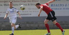 MFV I: 1:1 Unentschieden gegen den FC Grünsfeld