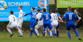 MFV I: Unentschieden im letzten Heimspiel des Jahres gegen Osterburken