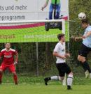 MFV II: 2:1 Heimsieg zum Jahresabschluss gegen den SC Fortuna Oberschefflenz