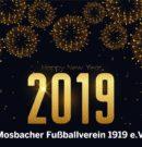 Der MFV wünscht ein Frohes Neues Jahr 2019