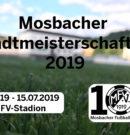 Finale Stadtmeisterschaften SV Sattelbach – SpVgg Neckarelz