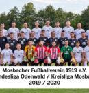 Senioren: Der Kader für die Saison 2019/2020