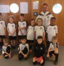 F-Junioren: Erfolgreiche F-Jugendspieler beim Hallenkreisspieltag in Aglasterhausen
