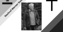 Nachruf Werner Stadler