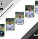 Senioren: Fünf A-Junioren verstärken den MFV