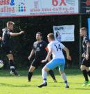 MFV II: 2:3 Heimniederlage gegen den TSV Schwarzach