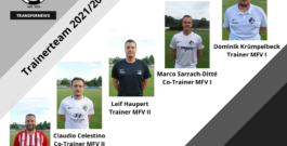 MFV Trainerteam verlängert