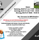 MFV-Biergarten und Gockelverkauf 2021